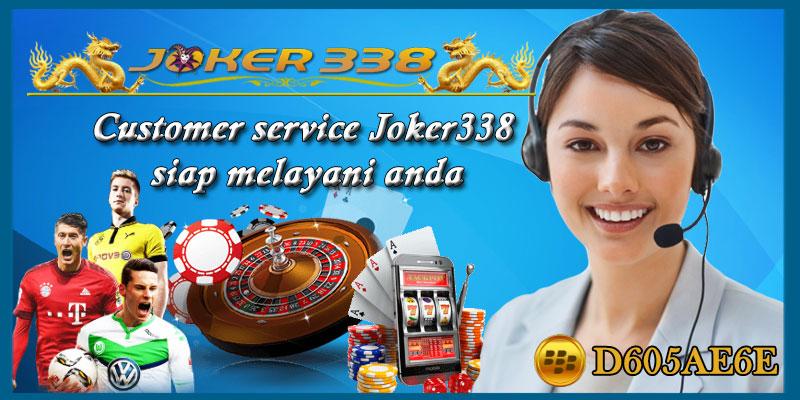 DEPOSIT JOKER338
