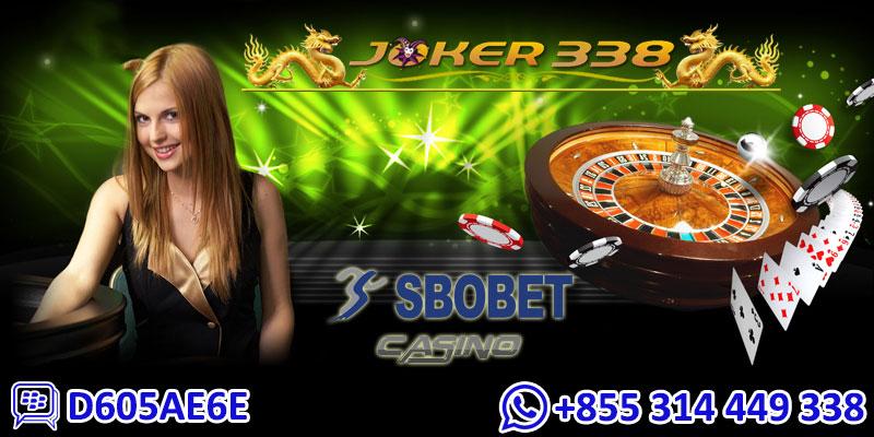 Agen Sbobet Casino 338A
